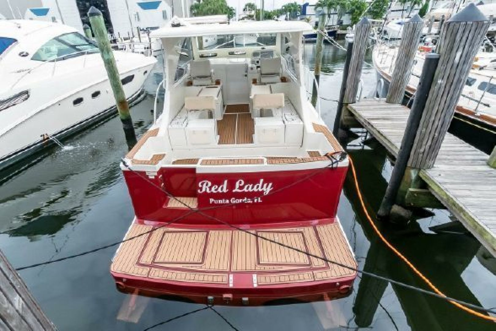 Picture Of: 34' Marlow Mainship 2016 Yacht For Sale | 2 of 26