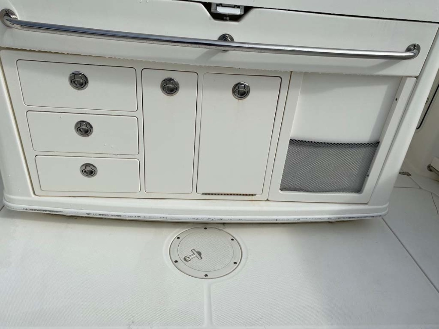 Boston Whaler-370 Outrage 2015-Reel Equity Fort Lauderdale-Florida-United States-Tackle Drawers-1302005 | Thumbnail