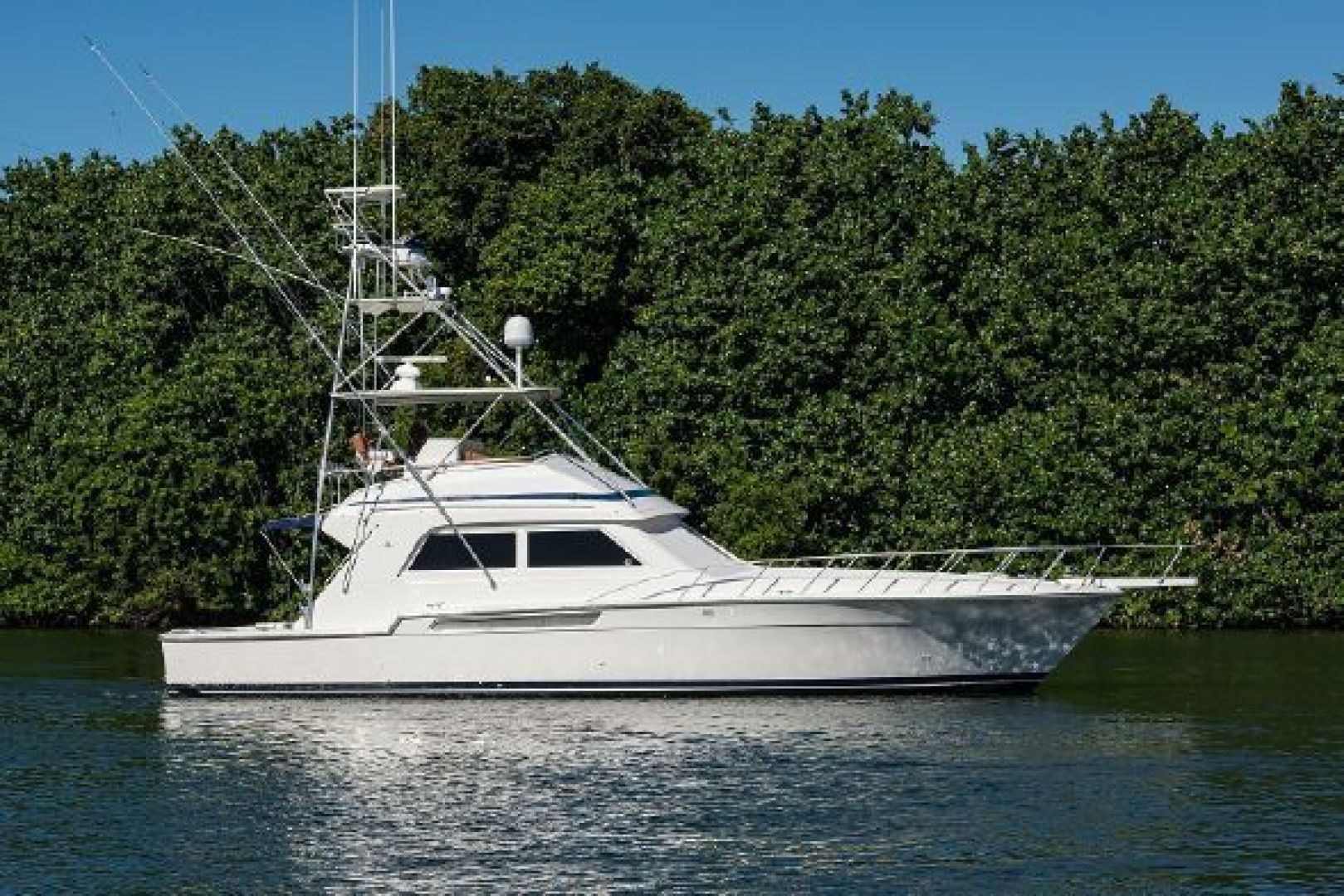 Picture Of: 54' Bertram 54 1997 Yacht For Sale | 1 of 72