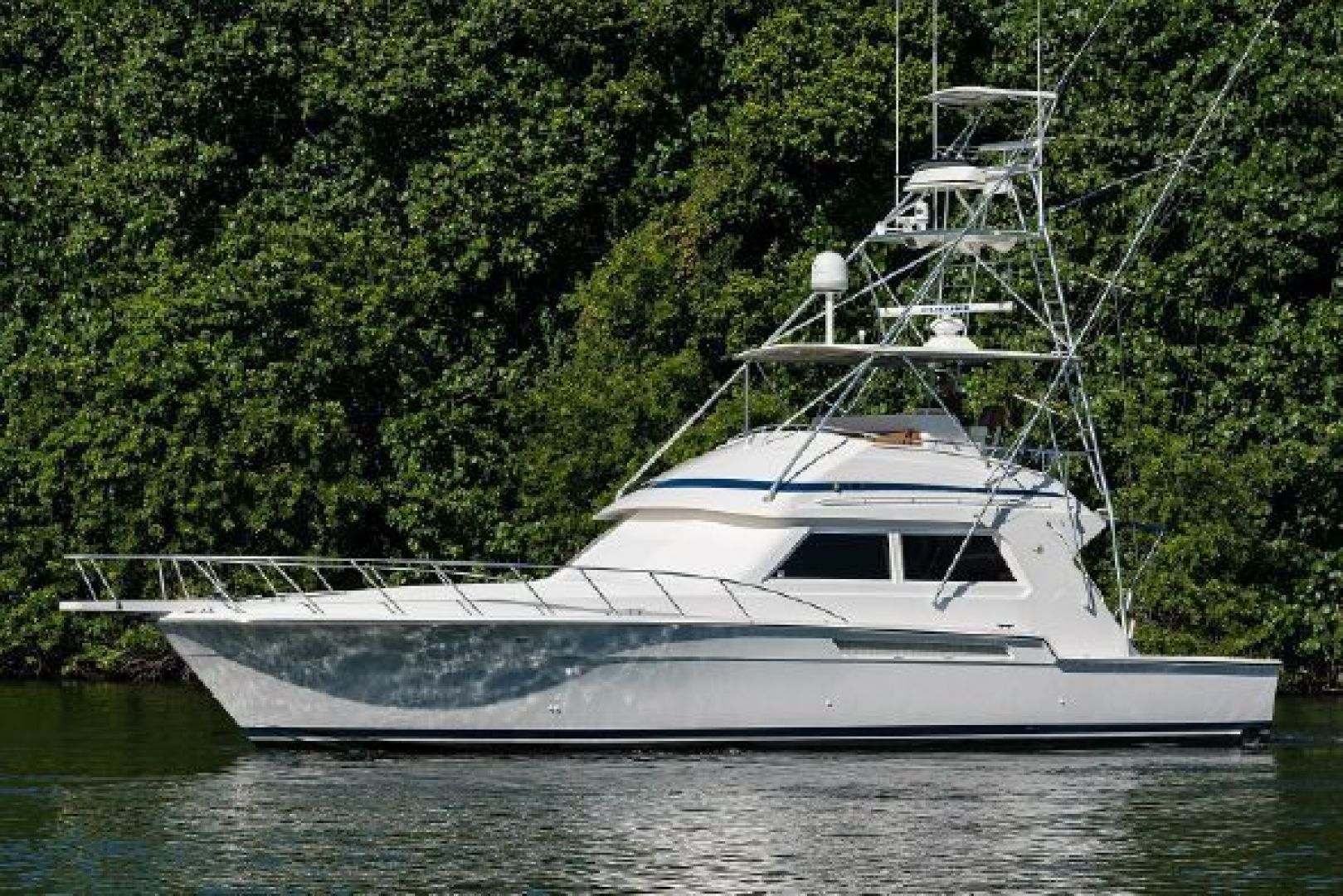 Picture Of: 54' Bertram 54 1997 Yacht For Sale | 2 of 72