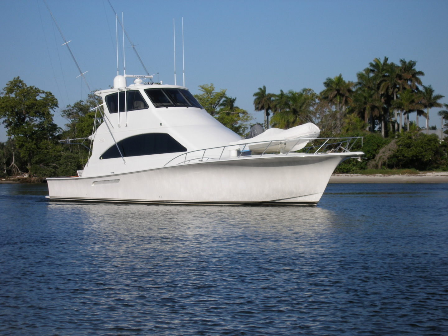 Picture Of: 62' Ocean Yachts Super Sport 2002 Yacht For Sale | 2 of 43
