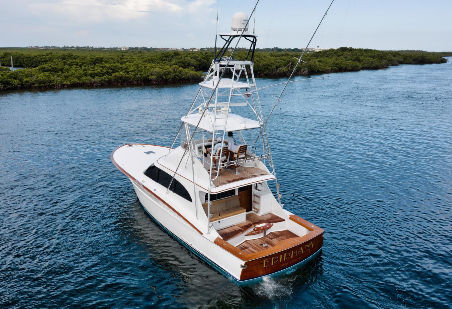 F&S-Custom Carolina with Seakeepers 2013-Epiphany Key Largo-Florida-United States-1447492 | Thumbnail