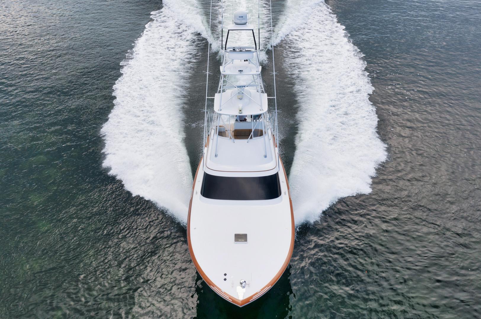 F&S-Custom Carolina with Seakeepers 2013-Epiphany Key Largo-Florida-United States-Bow and Foredeck View-1447420 | Thumbnail