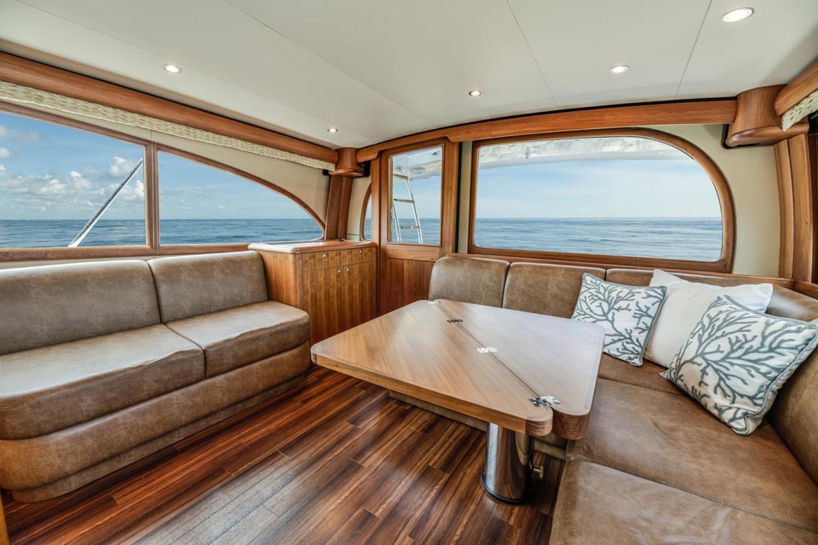 F&S-Custom Carolina with Seakeepers 2013-Epiphany Key Largo-Florida-United States-Main Salon-1447401 | Thumbnail