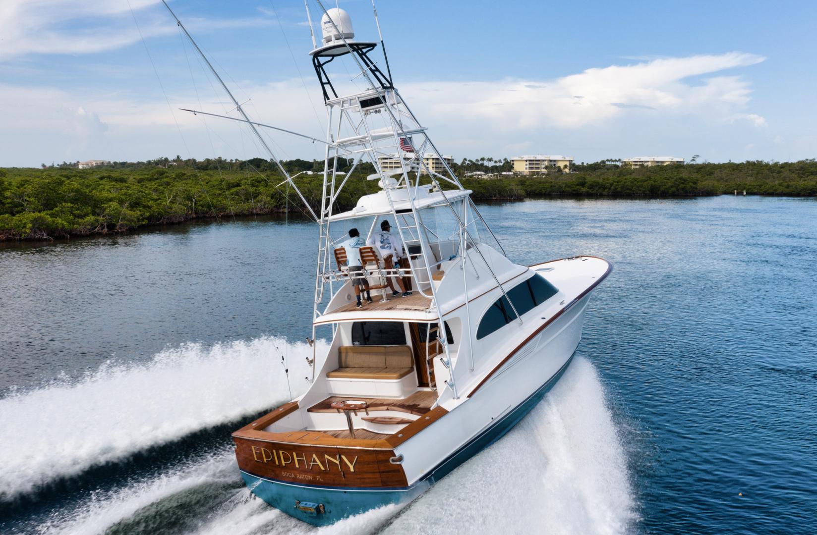 F&S-Custom Carolina with Seakeepers 2013-Epiphany Key Largo-Florida-United States-1447485 | Thumbnail