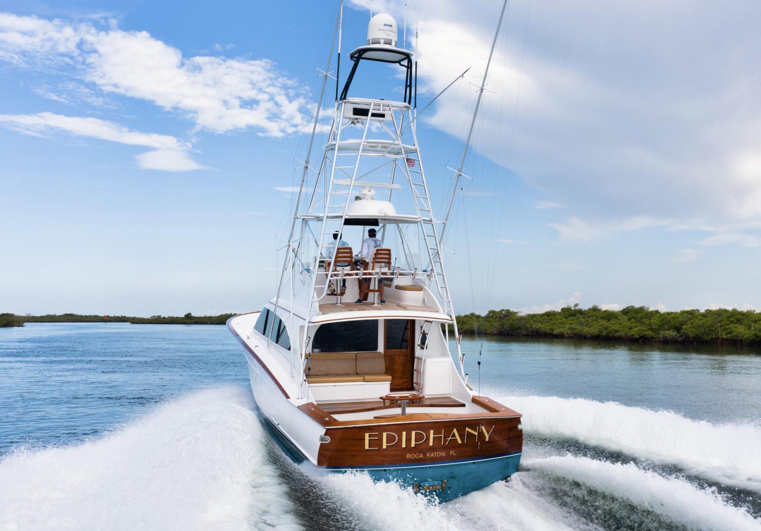 F&S-Custom Carolina with Seakeepers 2013-Epiphany Key Largo-Florida-United States-1447496 | Thumbnail