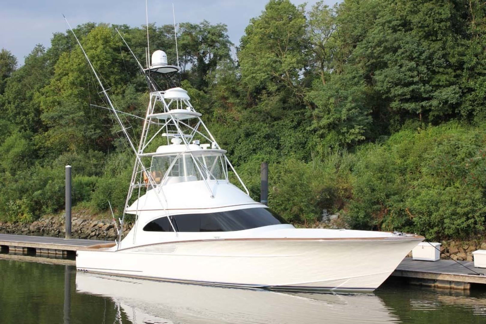 Picture Of: 50' F&S Custom Carolina with Seakeepers 2013 Yacht For Sale | 1 of 45