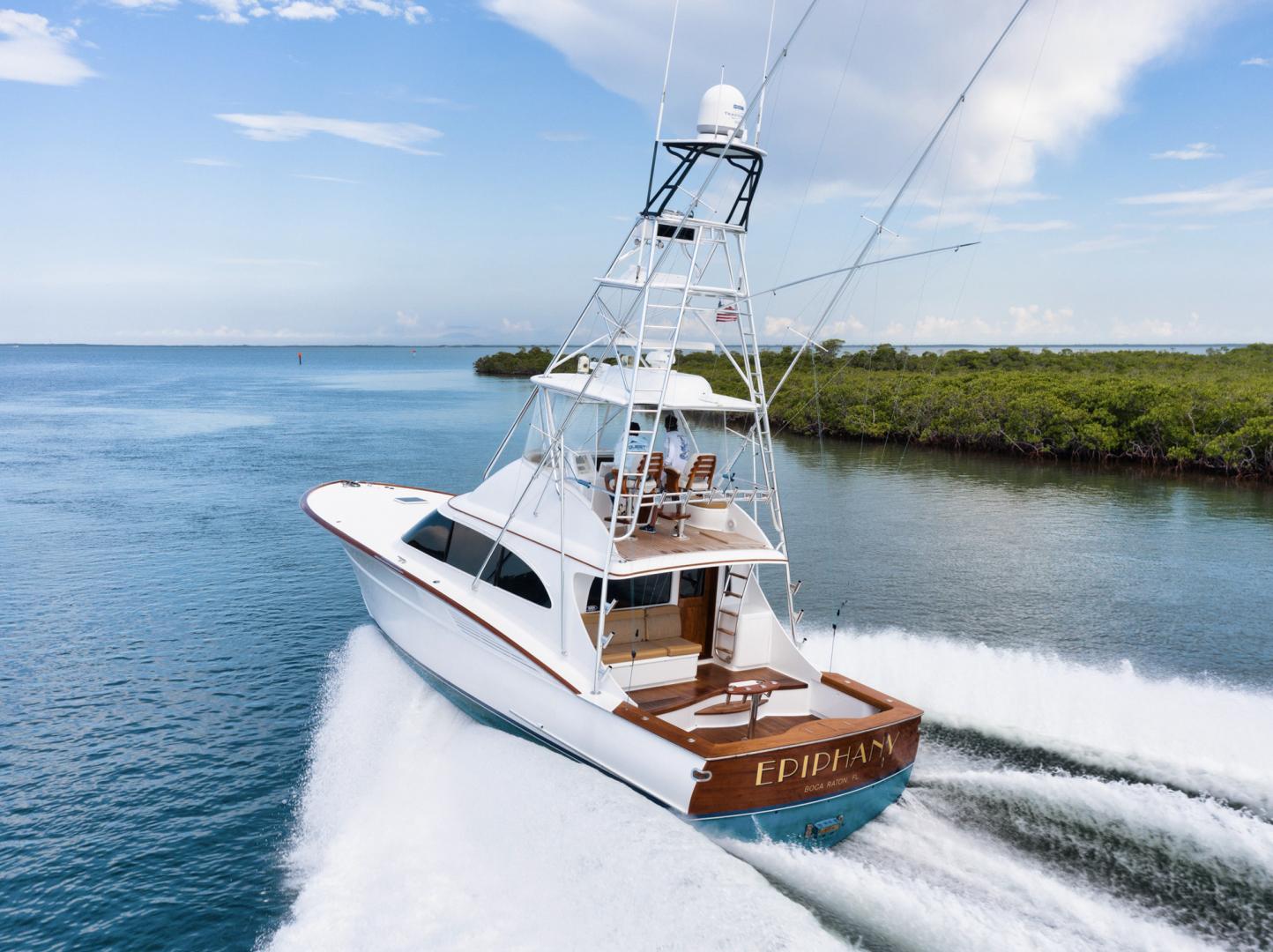 F&S-Custom Carolina with Seakeepers 2013-Epiphany Key Largo-Florida-United States-1447480 | Thumbnail