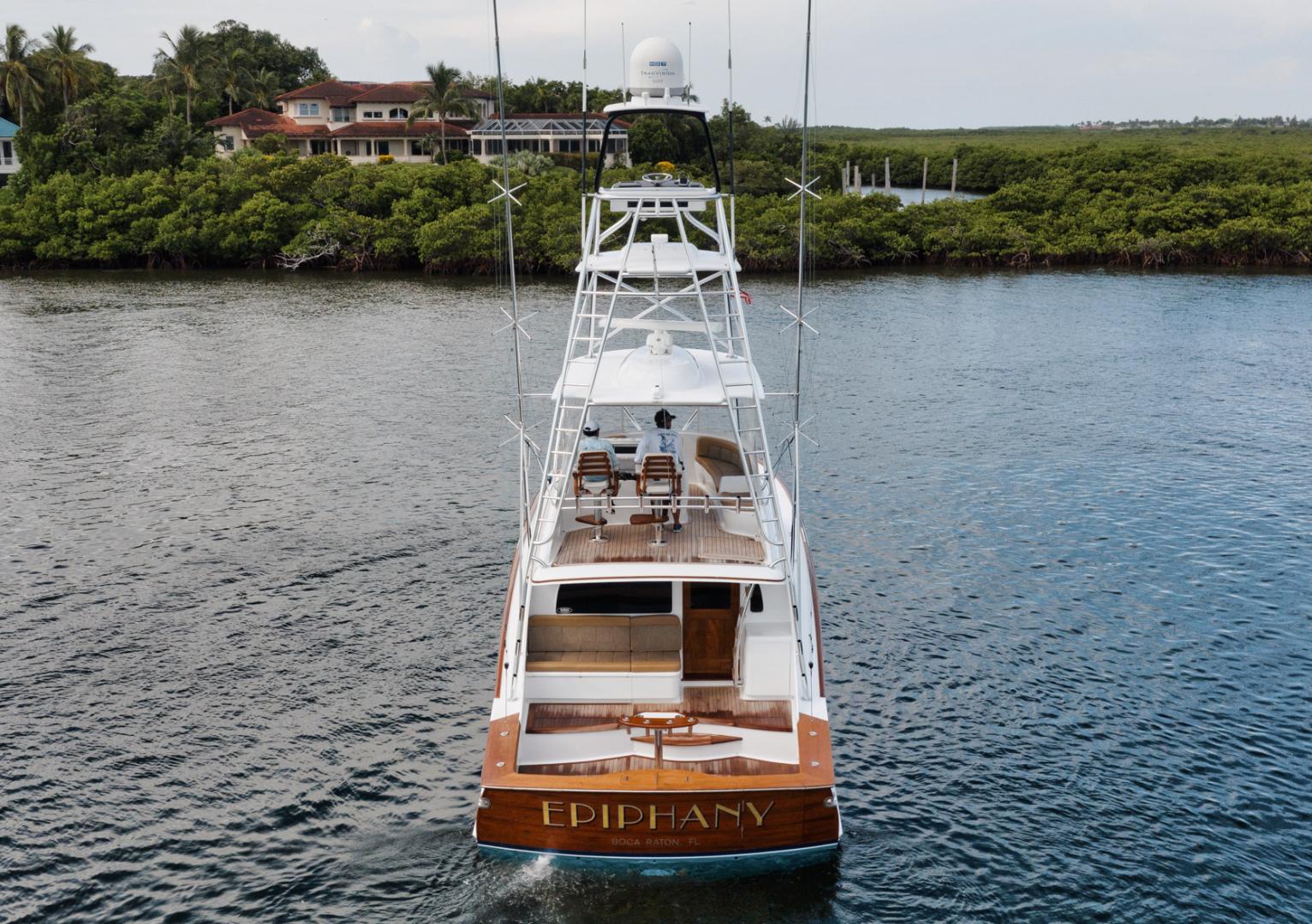 F&S-Custom Carolina with Seakeepers 2013-Epiphany Key Largo-Florida-United States-1447494 | Thumbnail