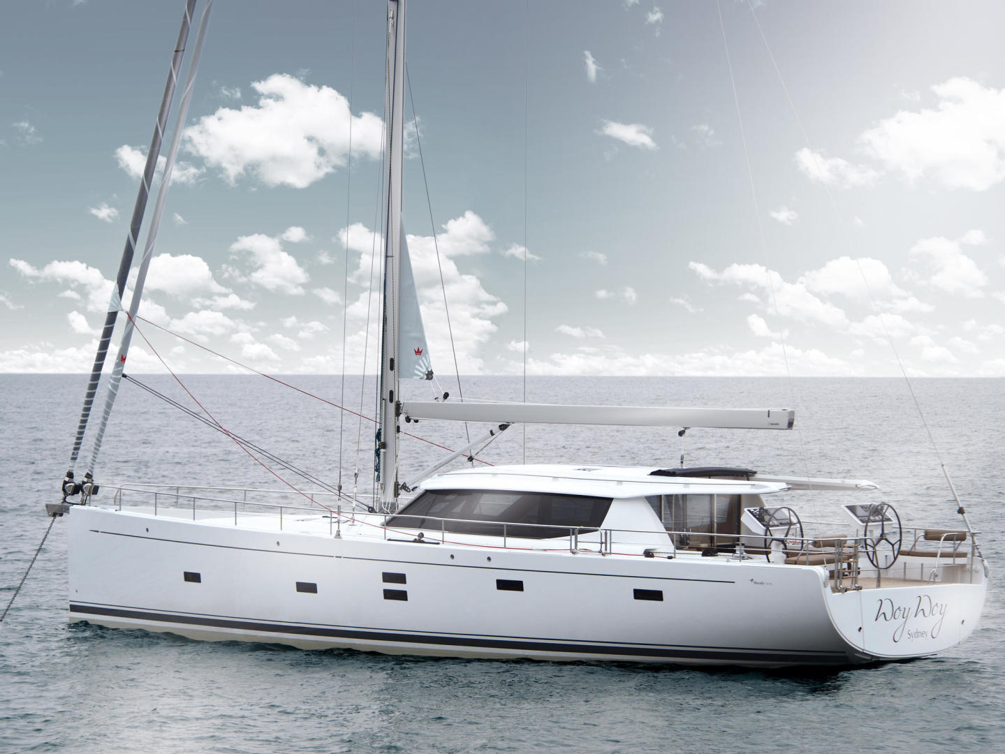 Picture Of: 54' Moody 54 2016 Yacht For Sale | 1 of 54