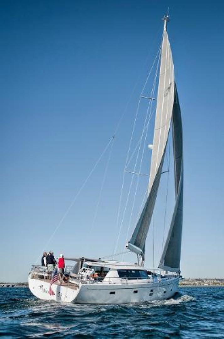 Picture Of: 54' Moody 54 2016 Yacht For Sale | 2 of 66