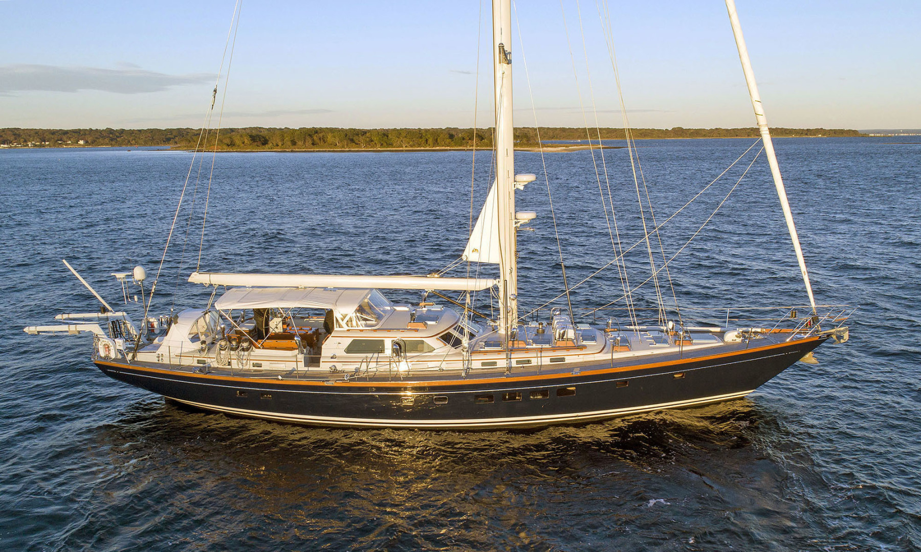 Picture Of: 75' Little Harbor Custom 75 1991 Yacht For Sale | 1 of 26