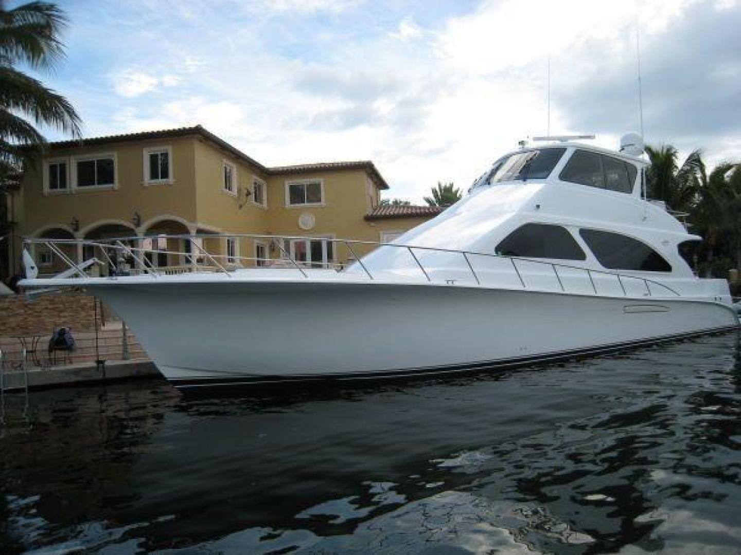 Picture Of: 65' Ocean Odyssey 2006 Yacht For Sale | 2 of 66