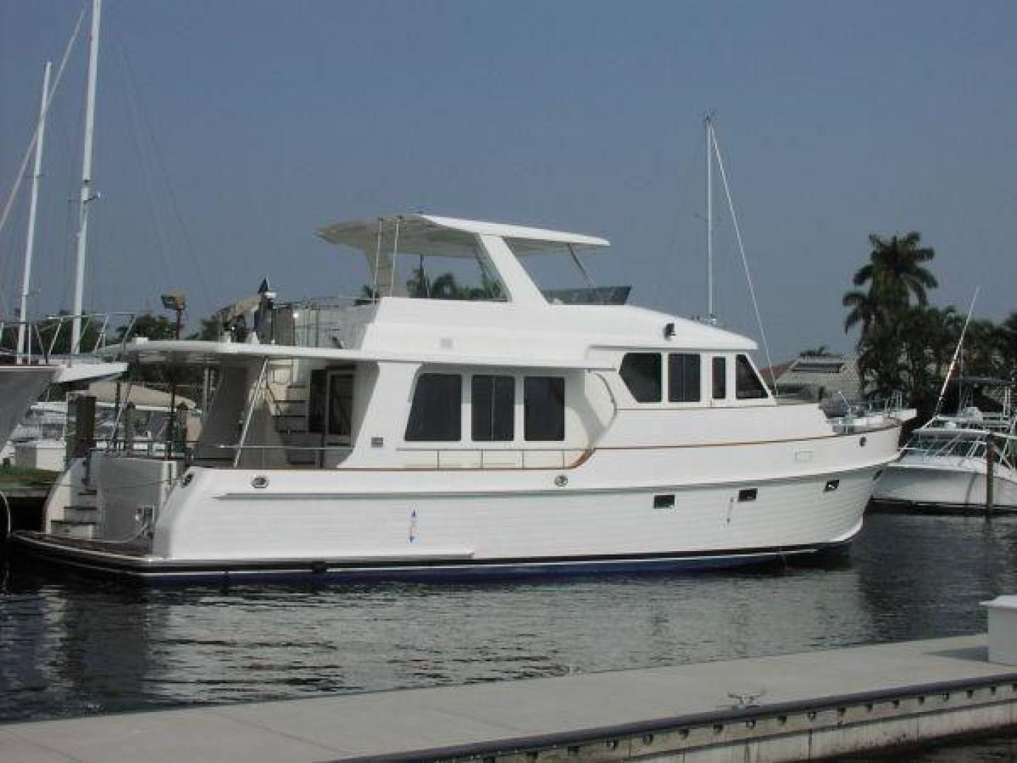 Picture Of: 59' Grand Banks 59 Aleutian RP 2007 Yacht For Sale | 2 of 90