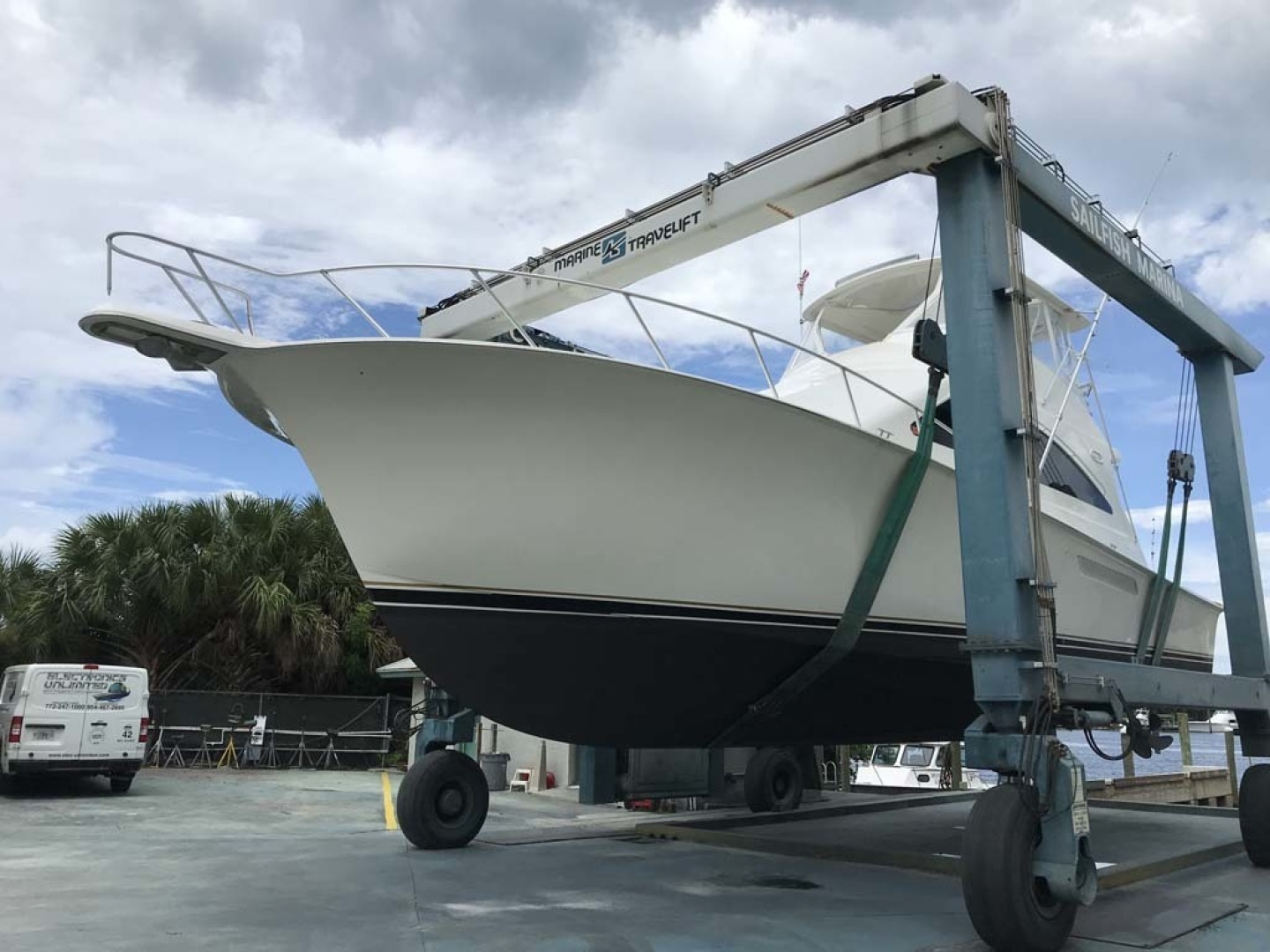 Ocean Yachts-50 Super Sport 2004-LONG STORY Stuart-Florida-United States-Hauled Out-1307780 | Thumbnail