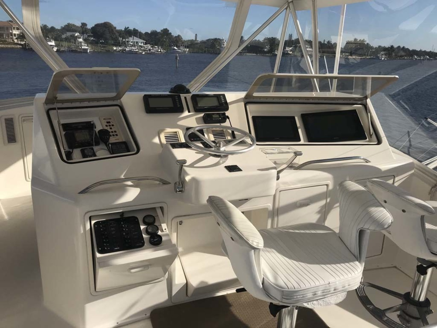 Ocean Yachts-50 Super Sport 2004-LONG STORY Stuart-Florida-United States-Helm-1307744 | Thumbnail