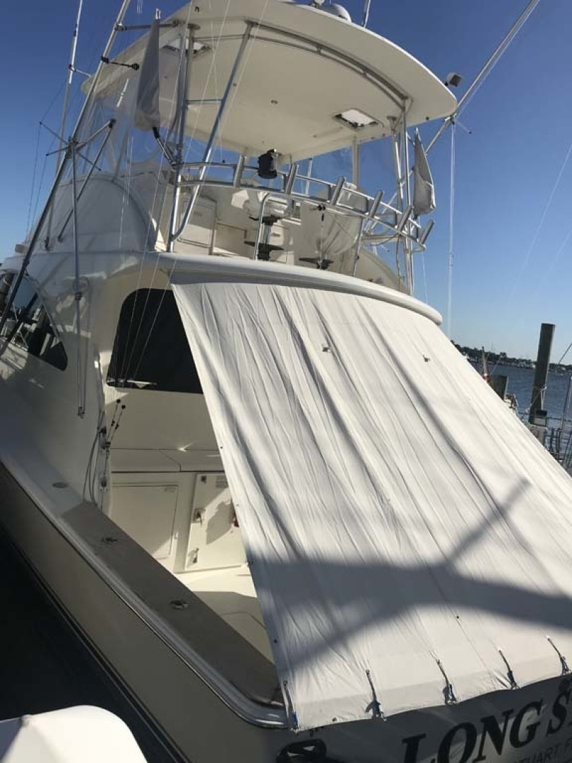 Ocean Yachts-50 Super Sport 2004-LONG STORY Stuart-Florida-United States-Cockpit Cover-1307762 | Thumbnail
