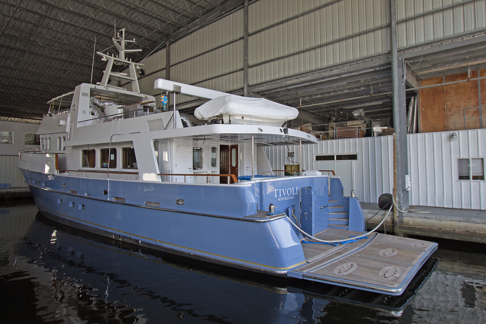 Picture Of: 100' Premier 2001 Yacht For Sale | 1 of 50