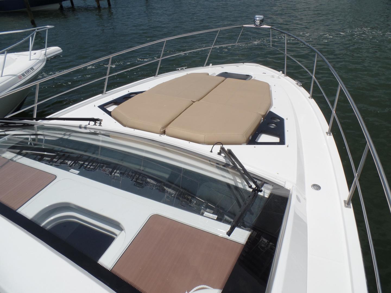Cruisers-39 Express Coupe 2015-Tranquila Palm Beach-Florida-United States-2015 Cruisers 39 EC  Bow Sunpad-1307925 | Thumbnail