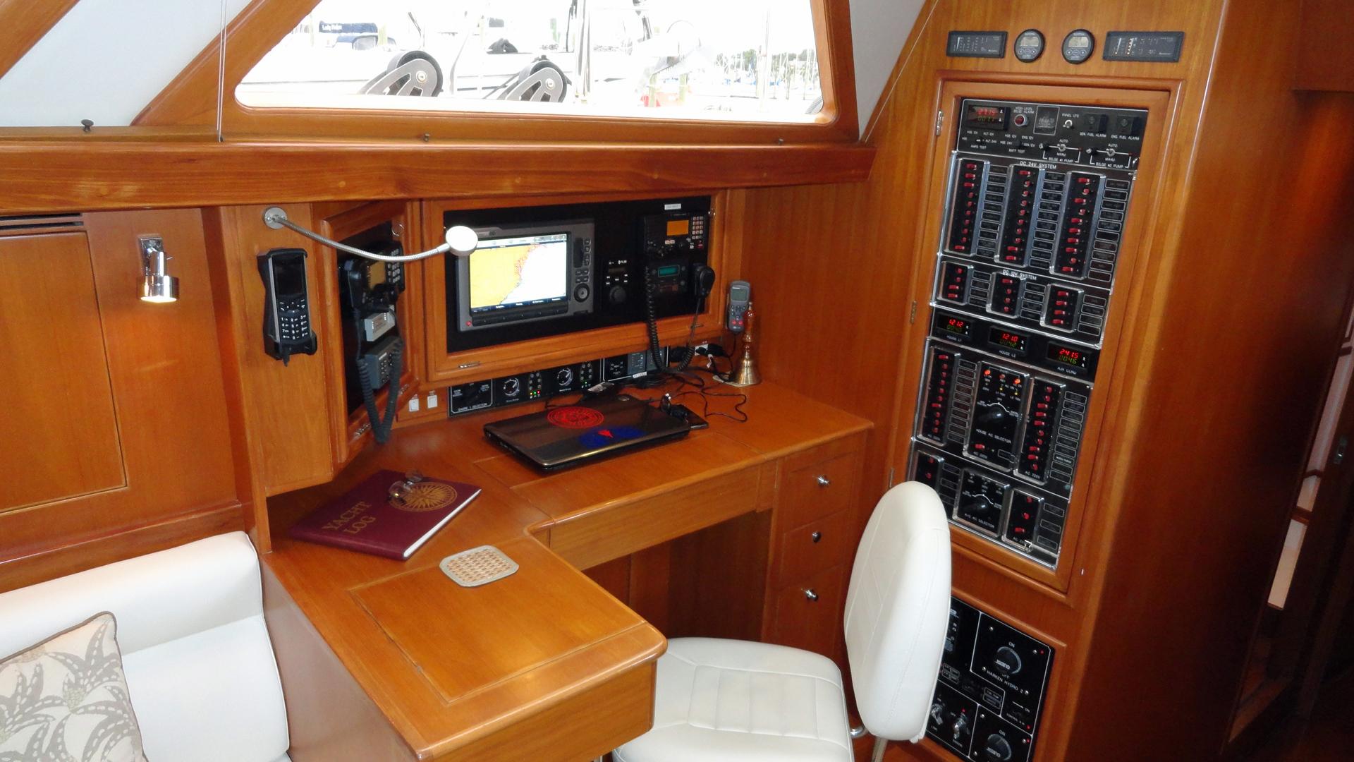 Hylas-Center Cockpit 2010-MAGNETIC SKY Hampton-Virginia-United States-Magnetic Sky_Nav Station-1309929   Thumbnail