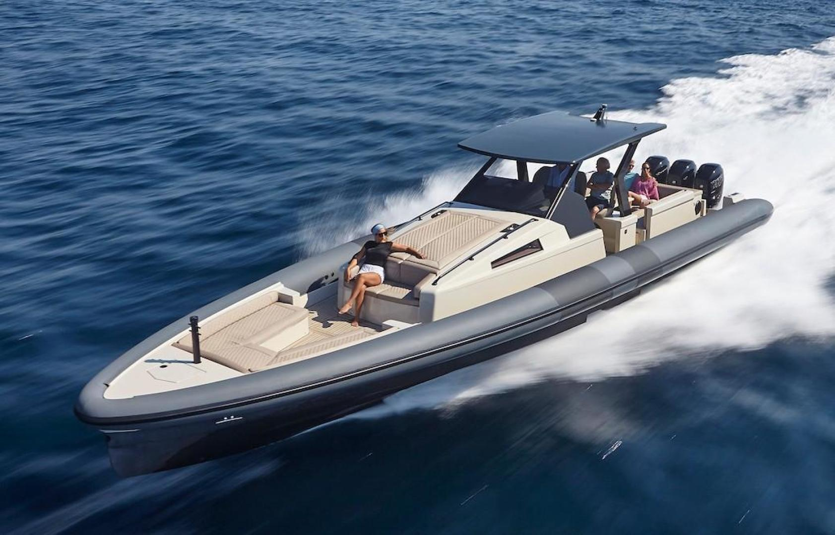 Picture Of: 50' Chaser Yachts  500R Chaser Yachts 2019 Yacht For Sale | 1 of 14