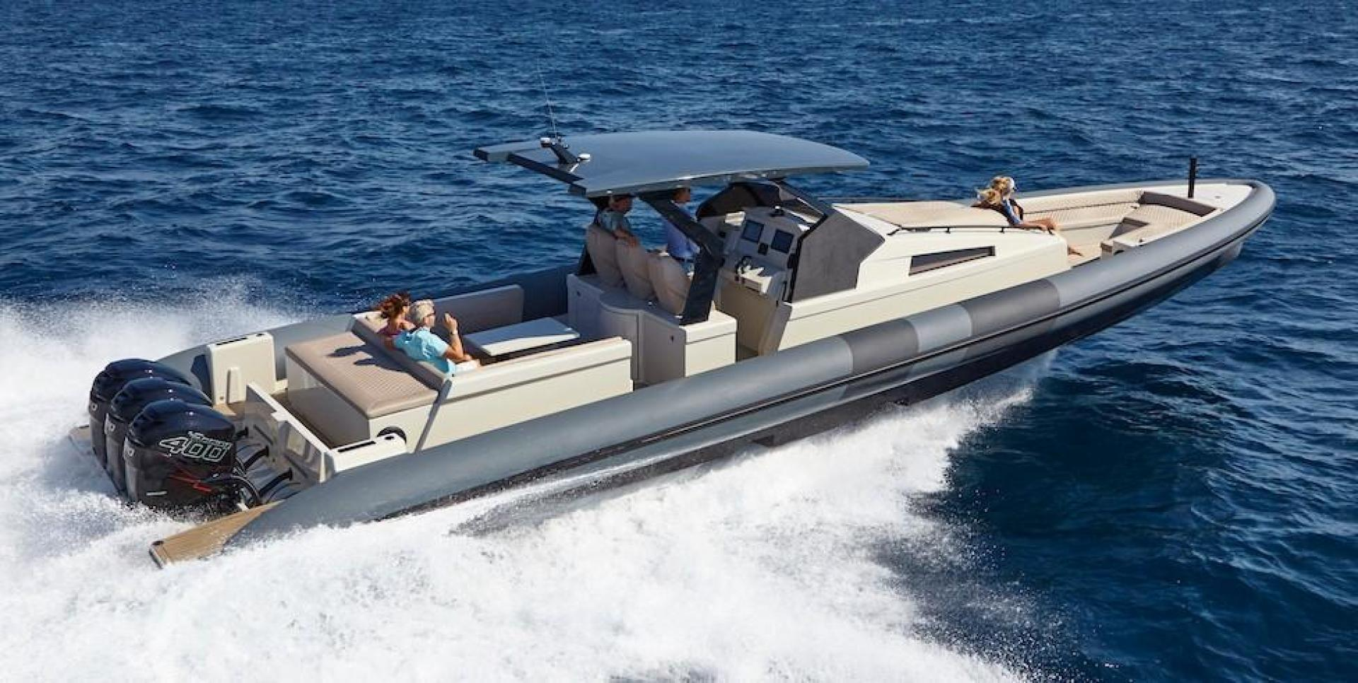 Picture Of: 50' Chaser Yachts  500R Chaser Yachts 2019 Yacht For Sale | 2 of 14