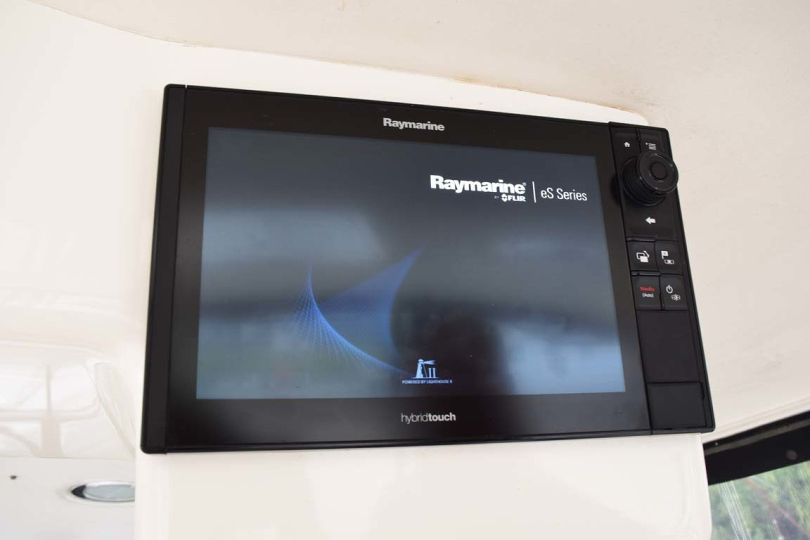 Sea Ray-480 Sedan Bridge 2003-Moondance Stuart-Florida-United States-Above Helm Raymarine Hybridtouch-1308108 | Thumbnail