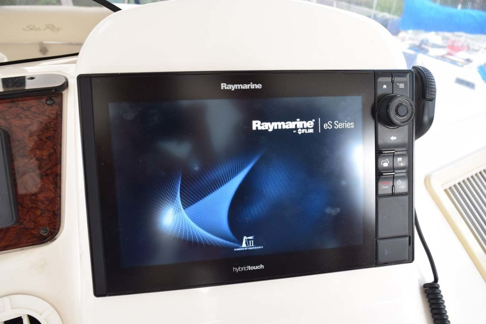 Sea Ray-480 Sedan Bridge 2003-Moondance Stuart-Florida-United States-Helm Raymarine Hybridtouch-1308107 | Thumbnail