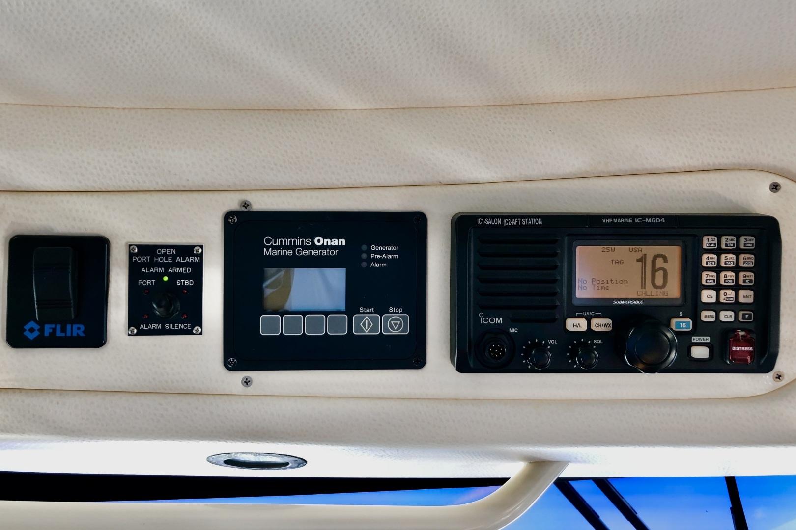 Viking-76 Convertible 2010-High Cotton Palm Beach-Florida-United States-2010 76 Viking Convertible   EB Instruments (1)-1317907 | Thumbnail