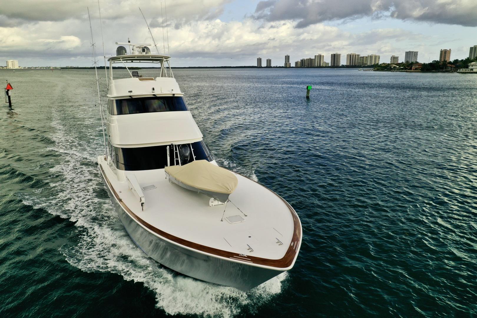Viking-76 Convertible 2010-High Cotton Palm Beach-Florida-United States-2010 76 Viking Convertible   Bow (4)-1317932 | Thumbnail