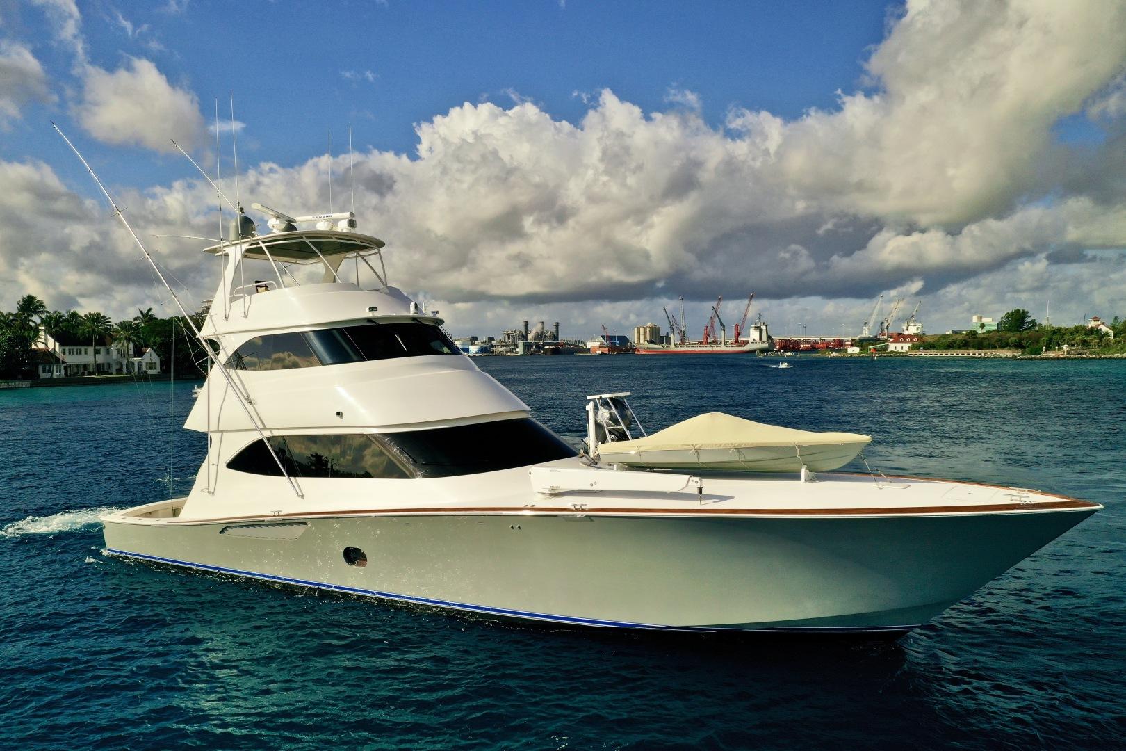 Viking-76 Convertible 2010-High Cotton Palm Beach-Florida-United States-2010 76 Viking Convertible   Starboard-1317946 | Thumbnail