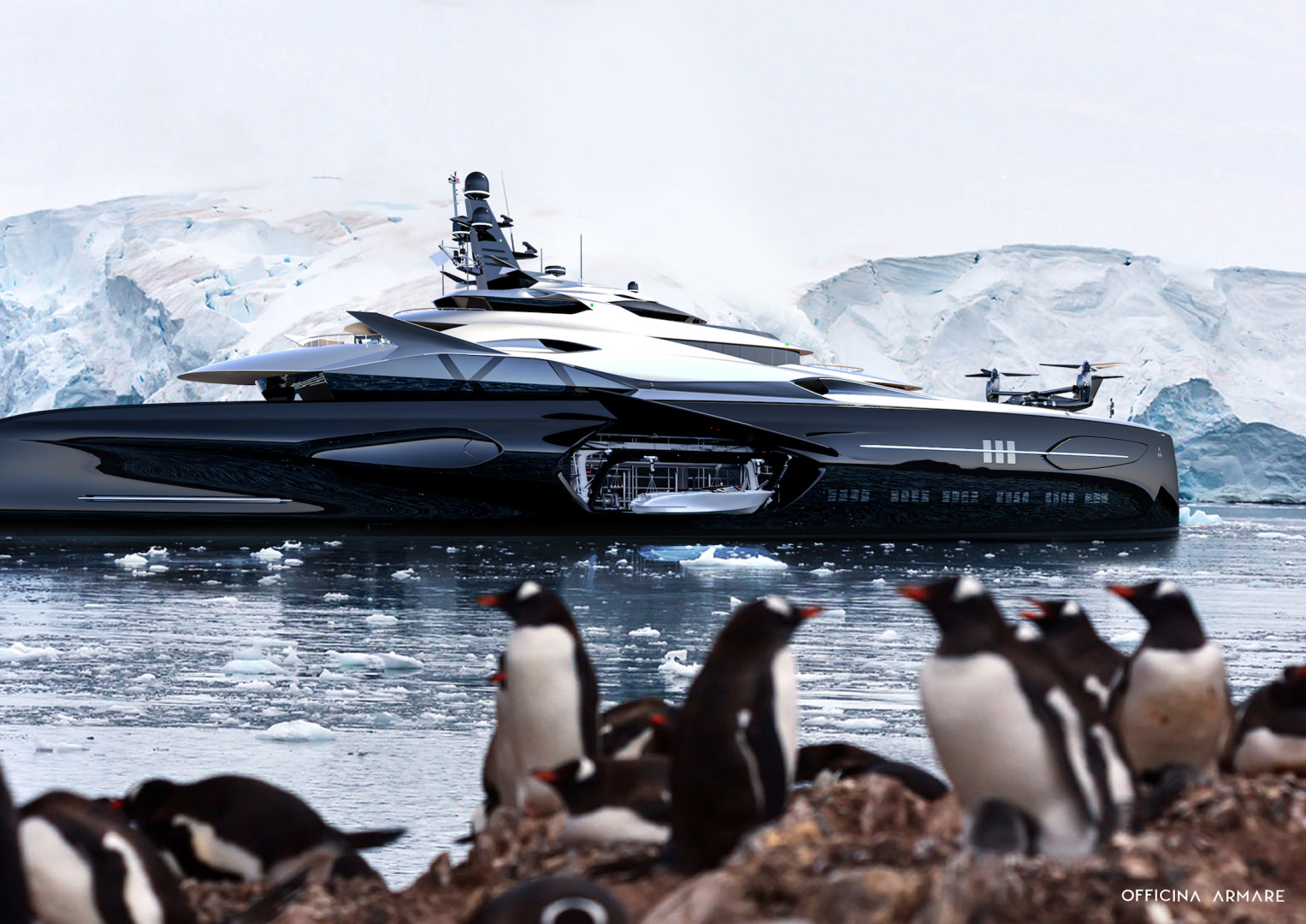 Picture Of a 2024 Custom 360  Motor Yachts | 1308782