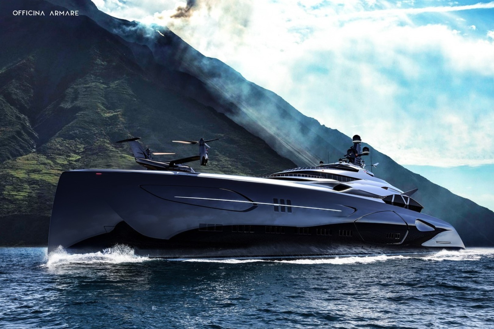 Picture Of a 2024 Custom 360  Motor Yachts | 1315232
