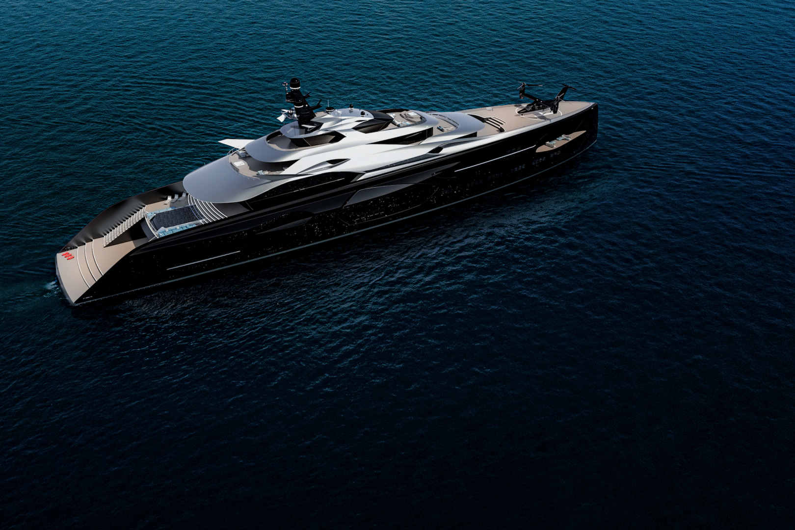 Picture Of a 2024 Custom 360  Motor Yachts | 1308778