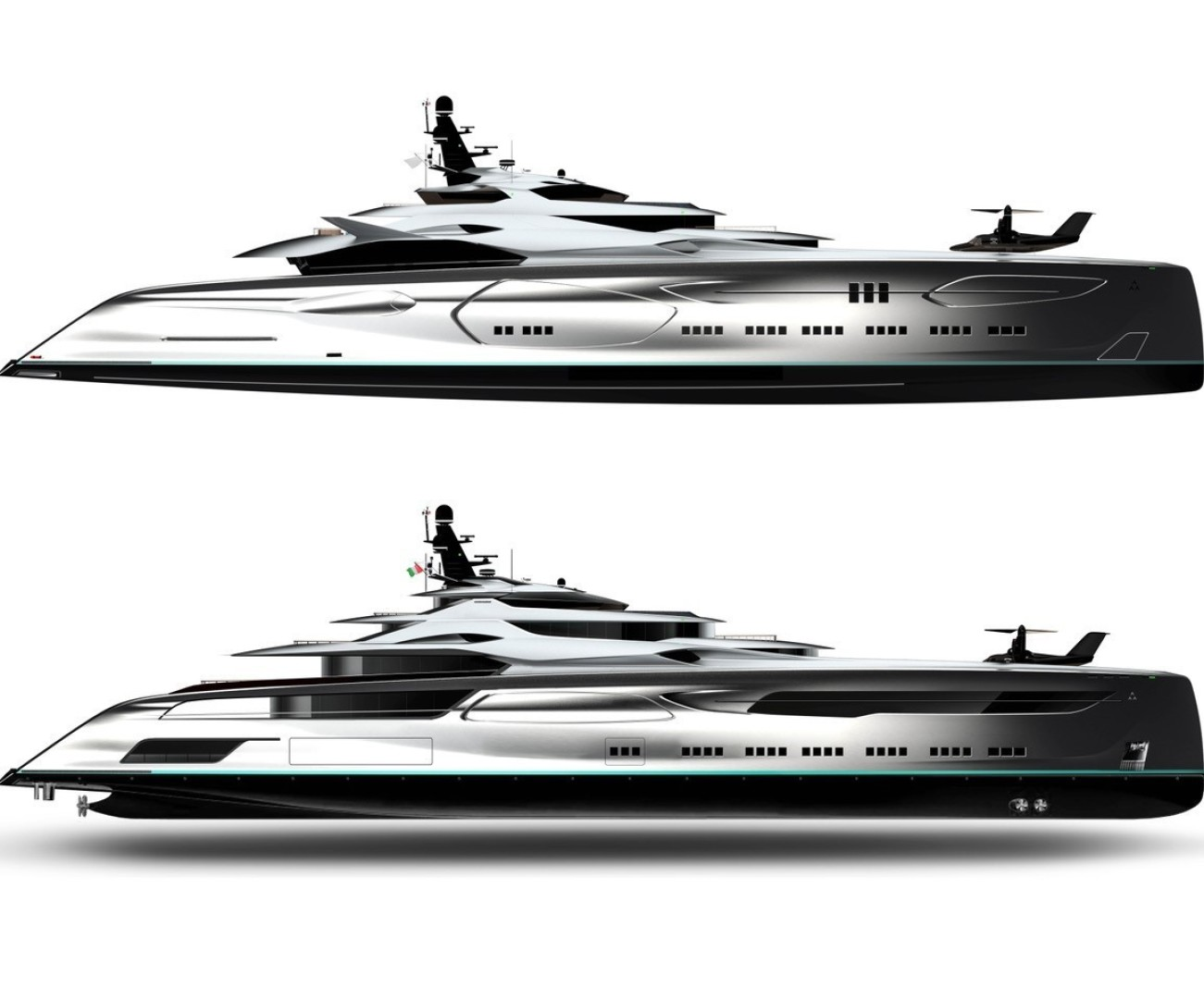 Picture Of a 2024 Custom 360  Motor Yachts | 1322725