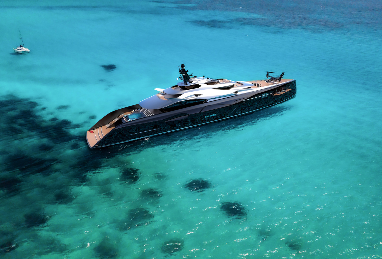 Picture Of a 2024 Custom 360  Motor Yachts | 1308781
