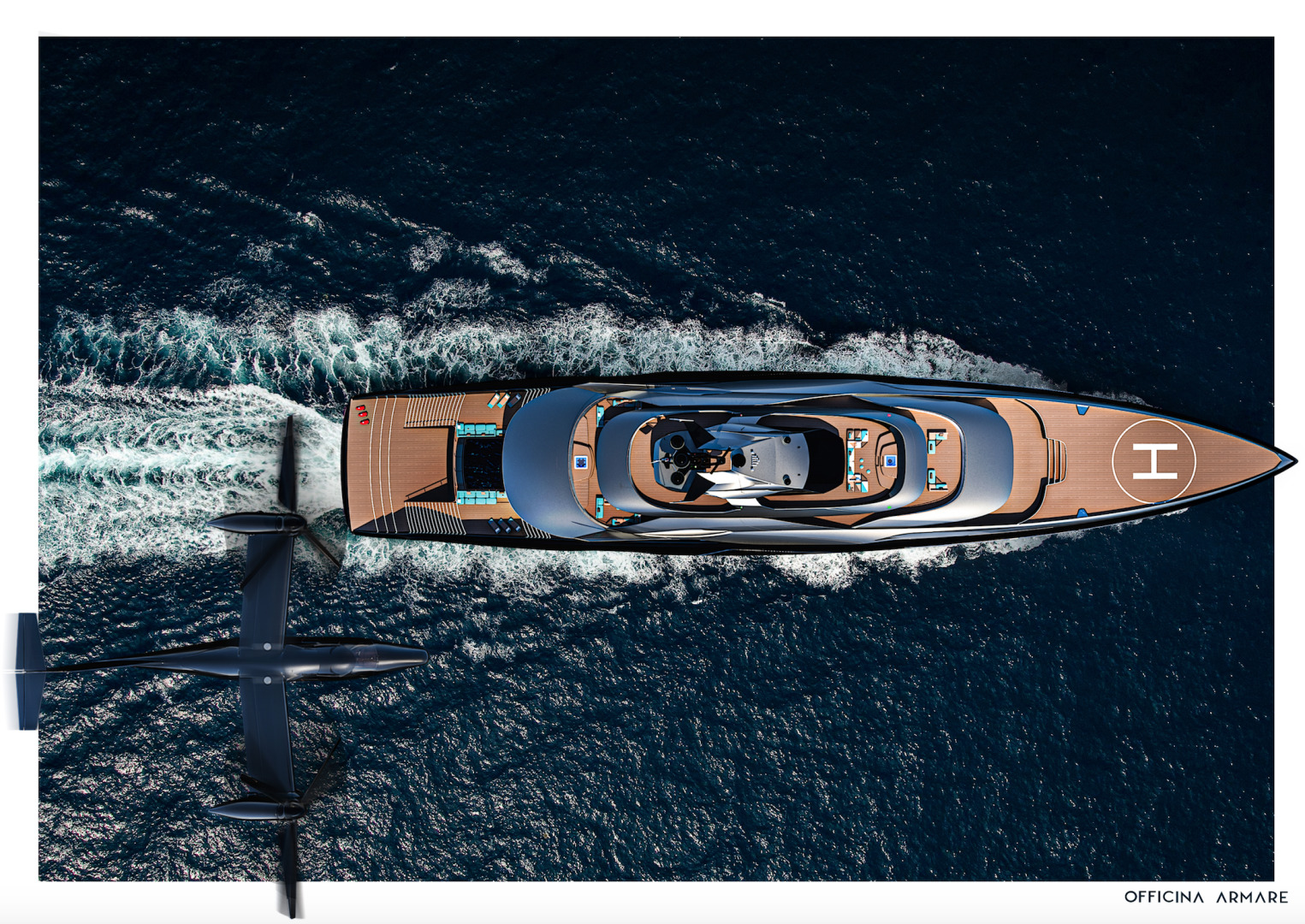 Picture Of a 2024 Custom 360  Motor Yachts | 1308783