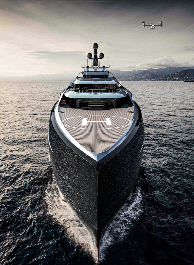 Picture Of a 2024 Custom 360  Motor Yachts | 1308779