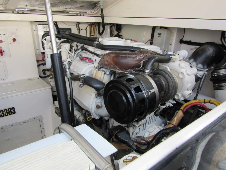Cabo-35 Express 2003-WHISKEY TANGO Saint Petersburg-Florida-United States-STARBOARD ENGINE-1308932 | Thumbnail