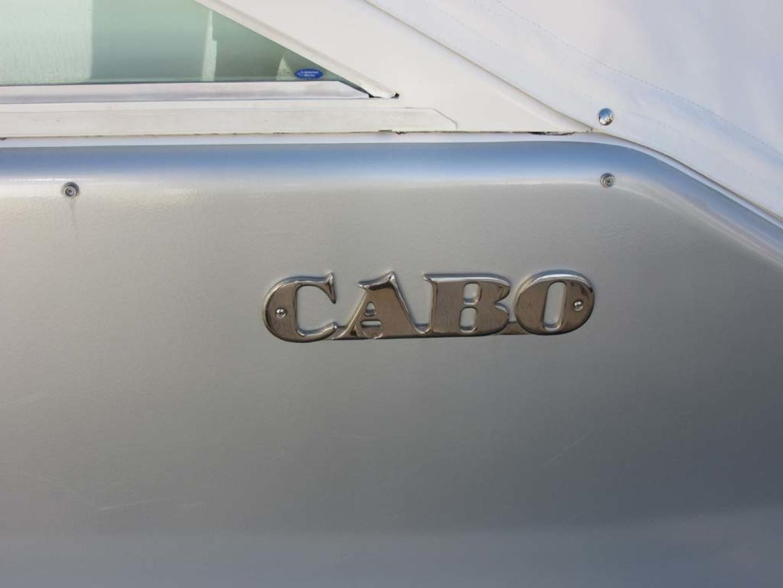 Cabo-35 Express 2003-WHISKEY TANGO Saint Petersburg-Florida-United States-CABO LOGO-1308918 | Thumbnail