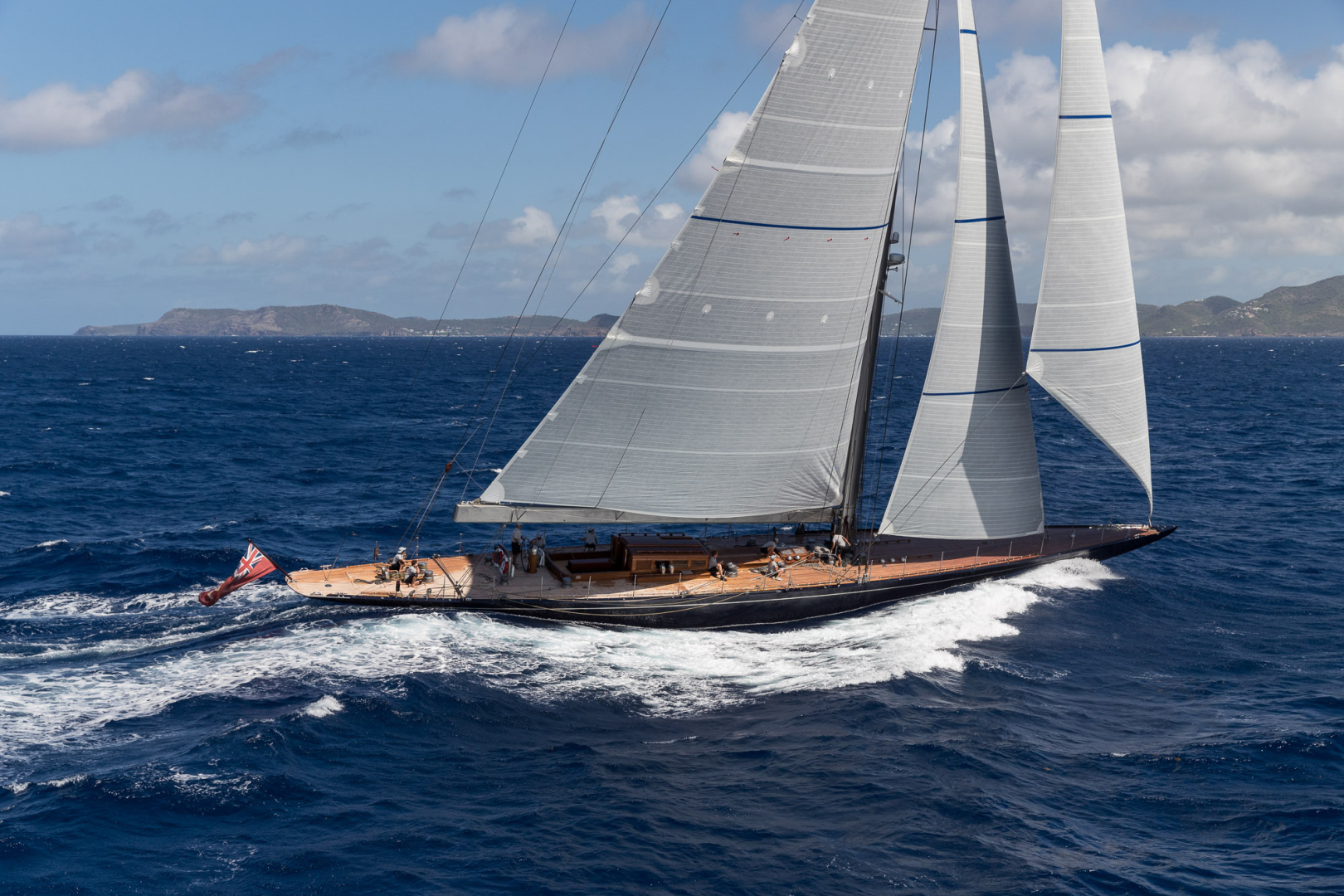 Holland Jachtbouw-J Class 2012-RAINBOW Nice-France-1309005 | Thumbnail