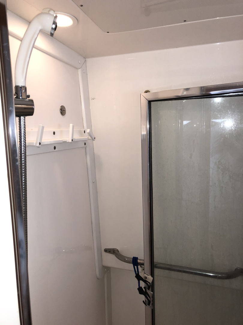 Cabo-35 Express 2003-Baby G Southampton-New York-United States-Shower Compartment-1309160 | Thumbnail
