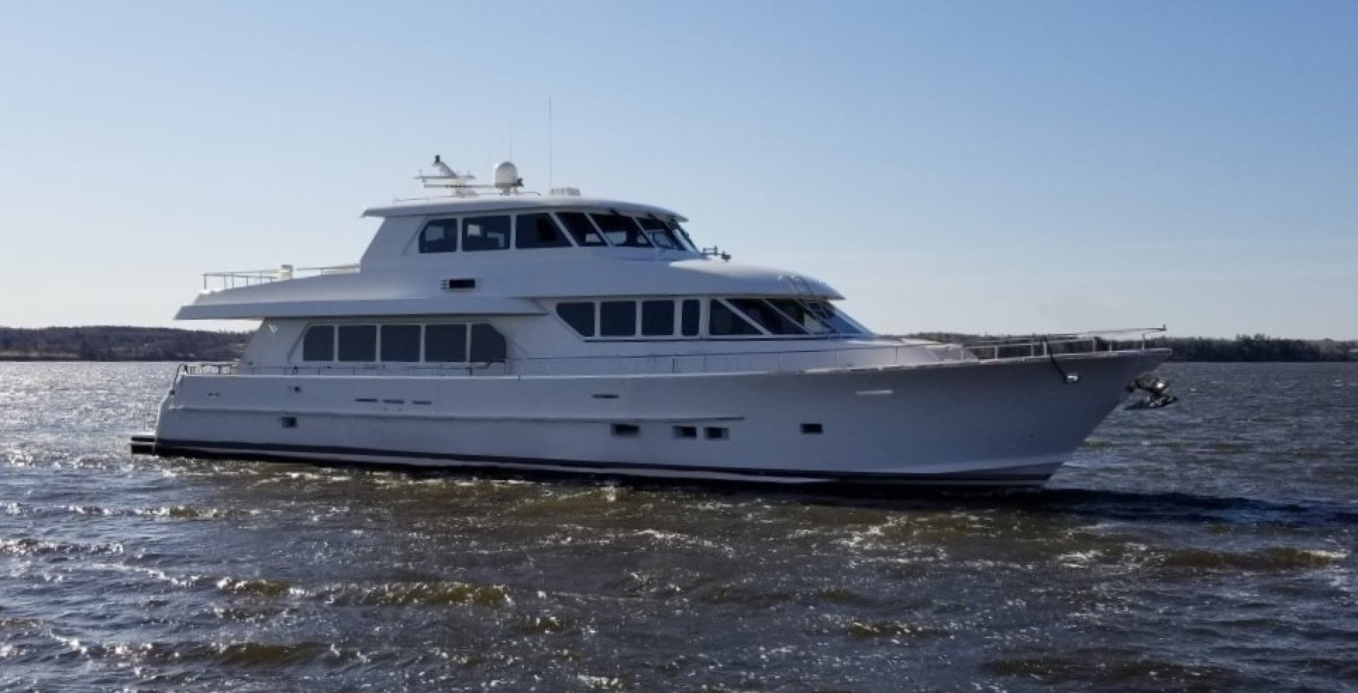 Picture Of: 94' Paragon 2009 Yacht For Sale | 1 of 1