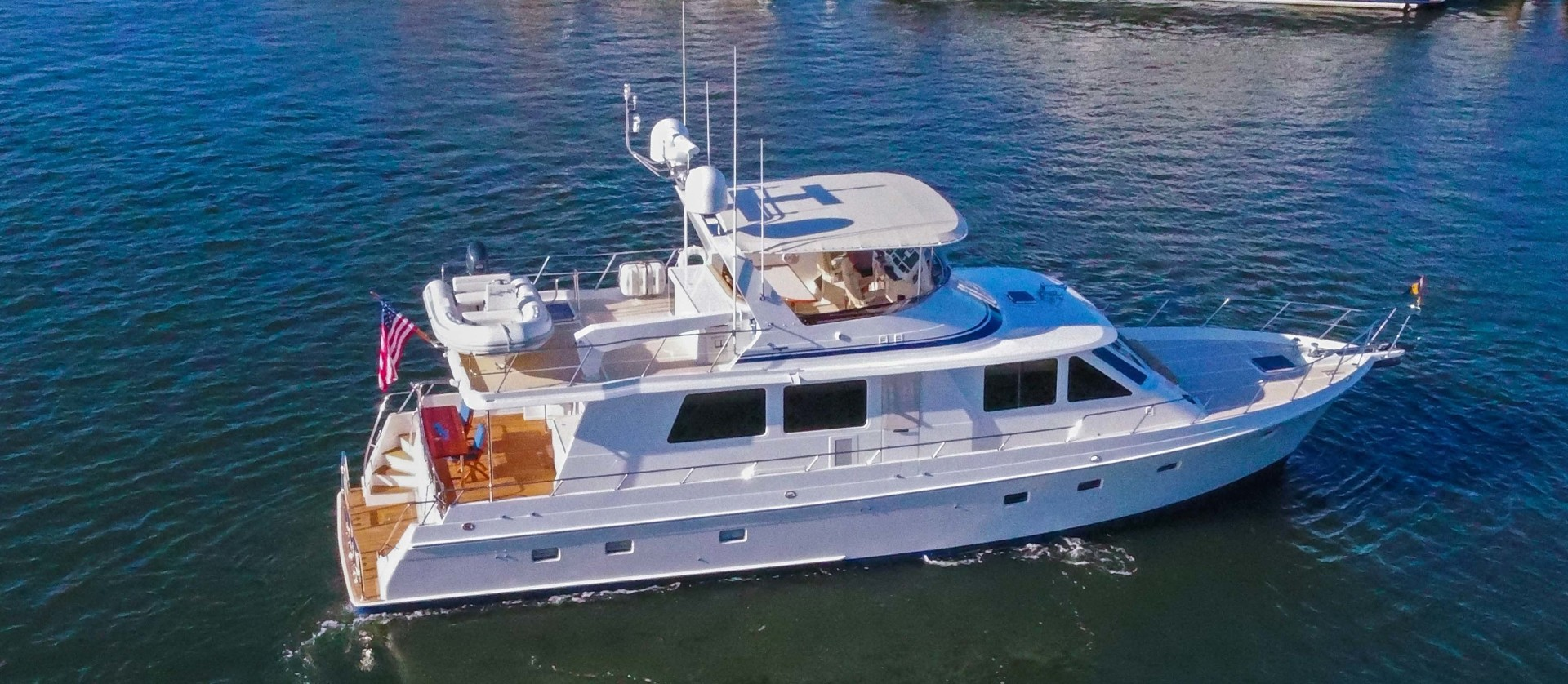 Picture Of: 62' Offshore Yachts Flushdeck 2008 Yacht For Sale | 1 of 38