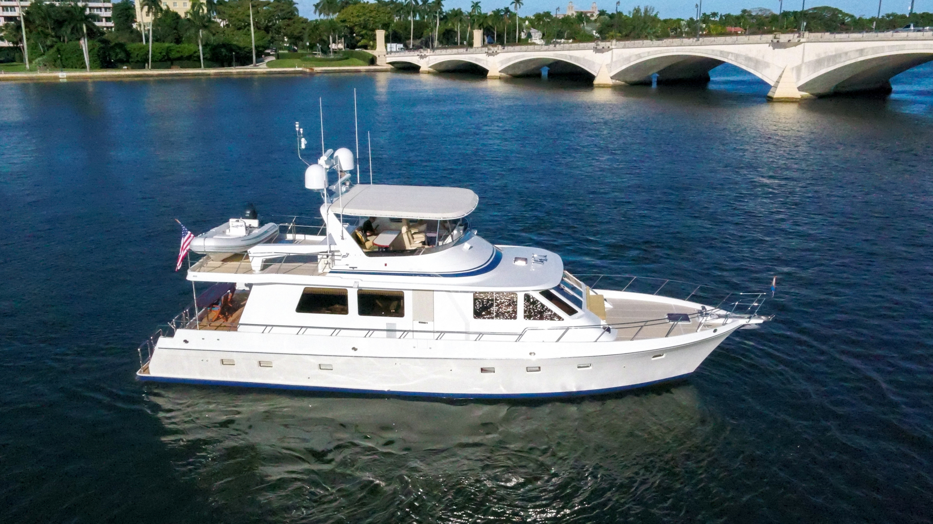 Picture Of: 62' Offshore Yachts Flushdeck 2008 Yacht For Sale | 2 of 38
