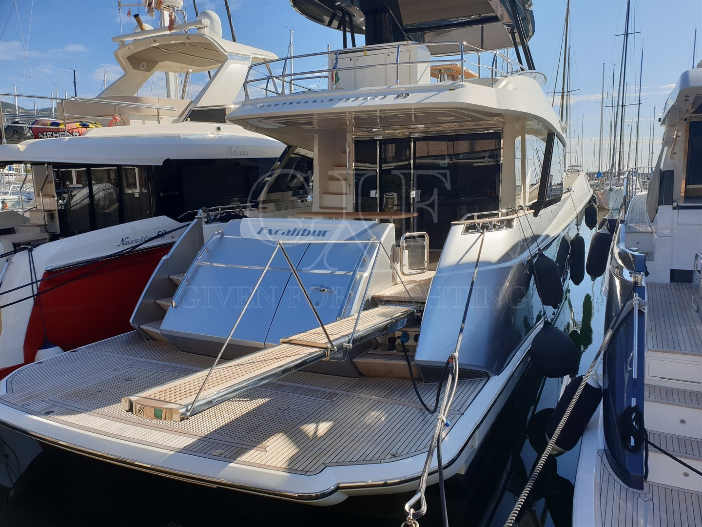 Picture Of: 65' Monte Carlo MCY 65 2016 Yacht For Sale | 2 of 24