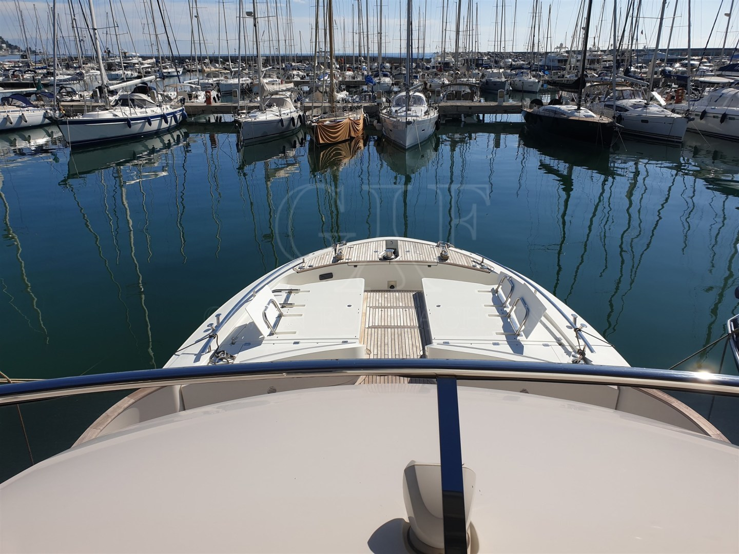 Monte Carlo-MCY 65 2016-EXCALIBUR Varazze-Italy-MCY 65, Fwd Deck View-1309575   Thumbnail