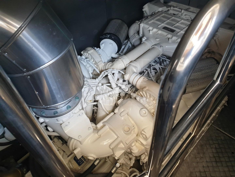 Monte Carlo-MCY 65 2016-EXCALIBUR Varazze-Italy-MCY 65, Engine View-1309594   Thumbnail