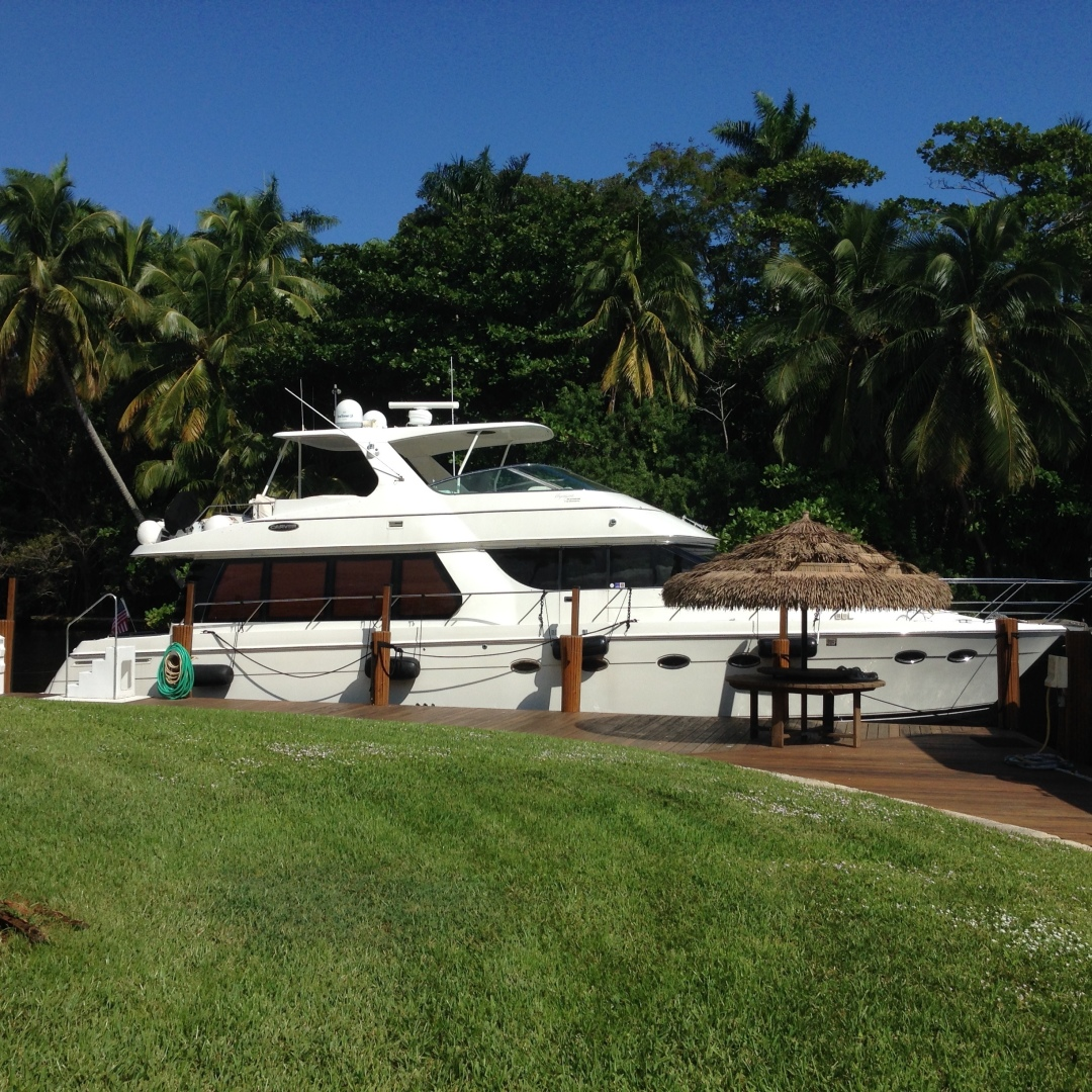 Picture Of: 57' Carver Voyager Pilothouse 2003 Yacht For Sale | 2 of 42