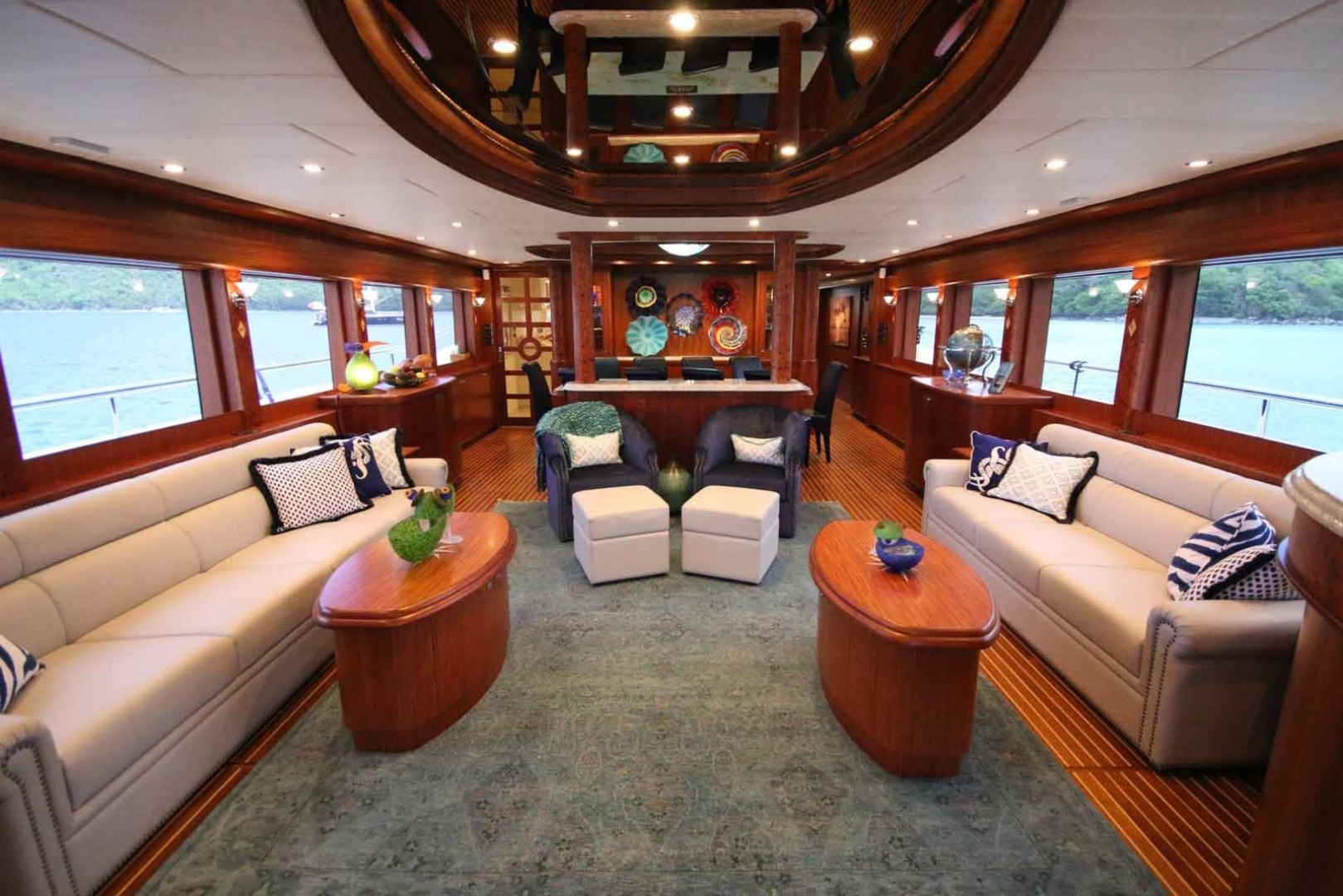 Picture Of: 108' Johnson 108 FB Custom 2016 Yacht For Sale   2 of 110